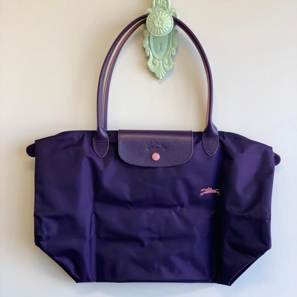 Longchamp | Le Pliage Club L Nylon Tote NEW